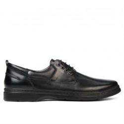 Pantofi casual barbati (marimi mari) 883m negru