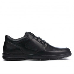 Men casual shoes 887 black
