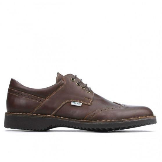 Pantofi casual barbati 7204 maro