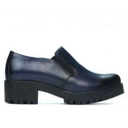 Pantofi casual dama 684 a indigo