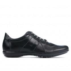 Men sport shoes 844 black