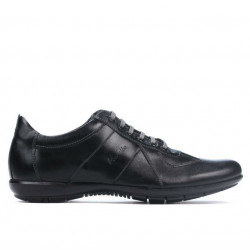 Pantofi sport barbati 844 negru
