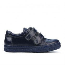 Children shoes 169 indigo