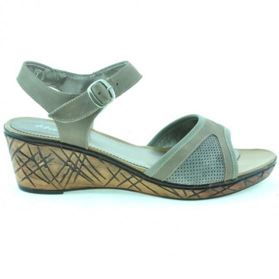 Sandale dama 5005m nisip