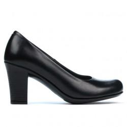Women stylish, elegant, casual shoes 643 black