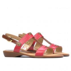 Women sandals 5048 ginger