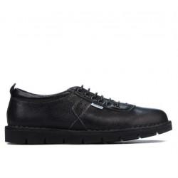 Pantofi casual dama 7005 negru
