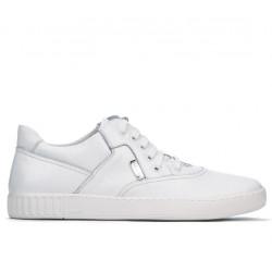 Pantofi casual/sport barbati 884 alb
