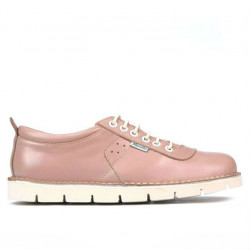 Pantofi casual dama 7005 nude