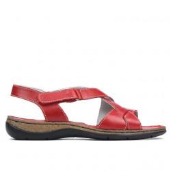 Women sandals 5047 red