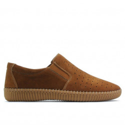 Women loafers, moccasins / adolescenti 689 bufo brown