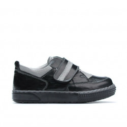 Small children shoes 64c black combined