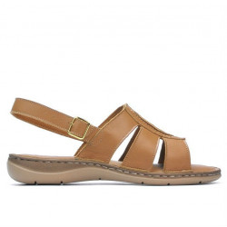 Women sandals 5043 brown