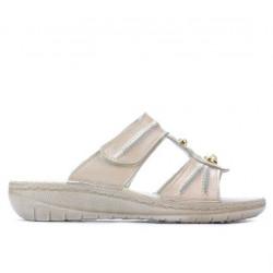 Sandale dama 5045 bej sidef