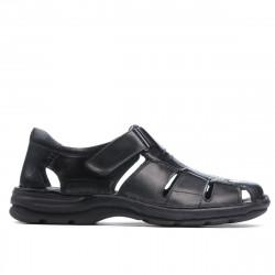 Men sandals 344 black