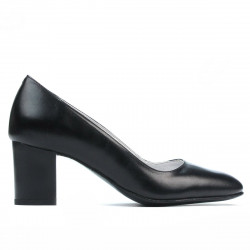 Women stylish, elegant shoes 1268 black