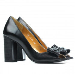 Sandale dama 1271 negru