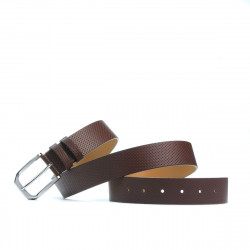 Men belt/women 29bp brown