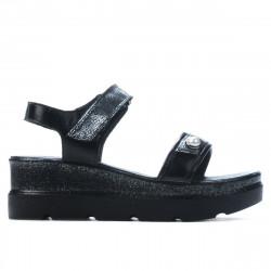 Women sandals 5051 black combined