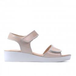 Children sandals 532 patent nude