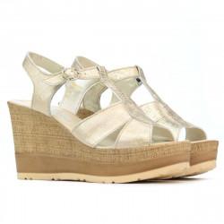 Sandale dama 5054 auriu
