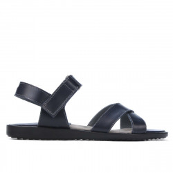 Men sandals 345 indigo