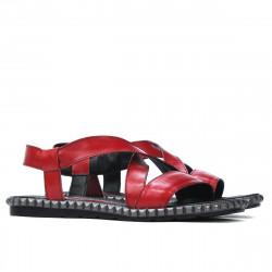 Women sandals 5050 red