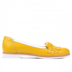 Women casual shoes 699 yellow combined