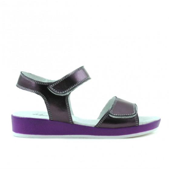 Sandale copii 532 mov sidef