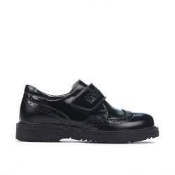Small children shoes 65c patent black