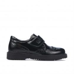 Small children shoes 65c patent black