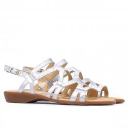 Sandale dama 5056 argintiu