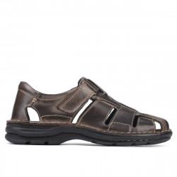 Sandale barbati 344 tuxon tdm (Testa di moro)