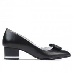 Women stylish, elegant shoes 1270 black