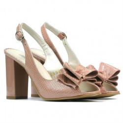 Sandale dama 1256 piton nude