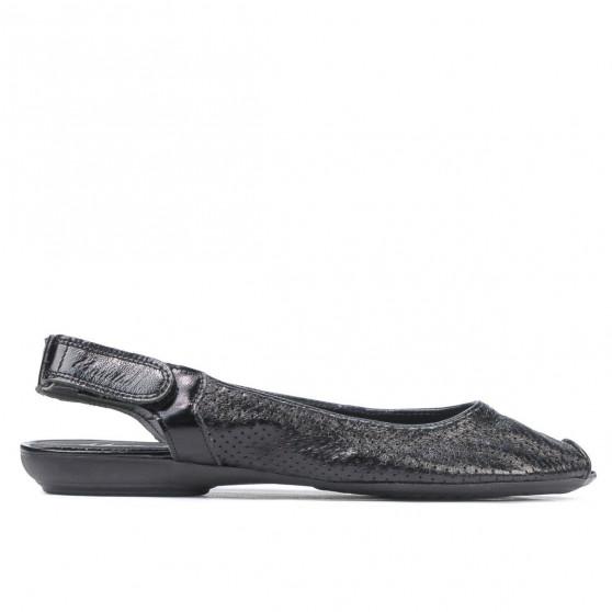 Women sandals 583 black