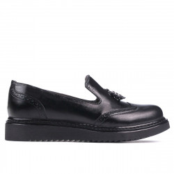 Pantofi casual dama 659 negru
