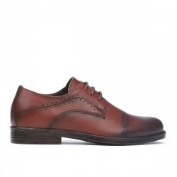 Children shoes 161 a cognac