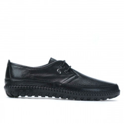 Men loafers, moccasins 890 black