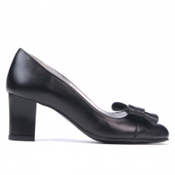 Women stylish, elegant shoes 1265-1 black
