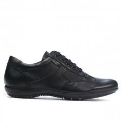 Teenagers stylish, elegant shoes 373 black