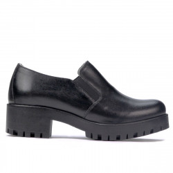 Women casual shoes 684 black