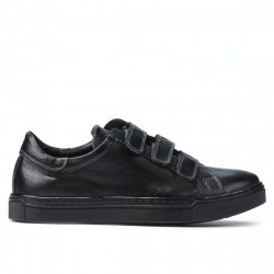Pantofi sport barbati 893sc negru scai