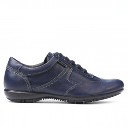 Teenagers stylish, elegant shoes 373 indigo