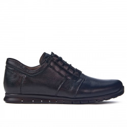 Men casual shoes 882 black
