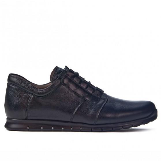 Men casual shoes 882 black