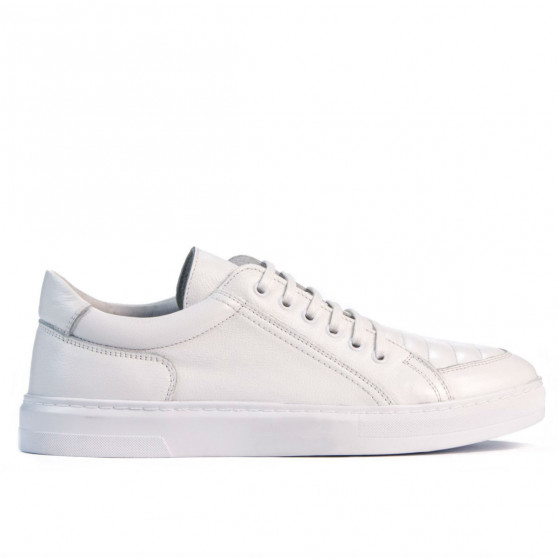 Pantofi casual/sport barbati 891 alb