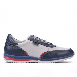 Teenagers stylish, elegant shoes 374 indigo combined