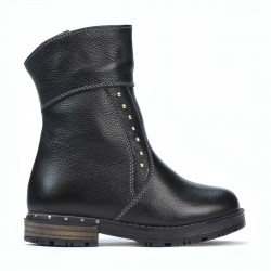 Small children boots 100c black