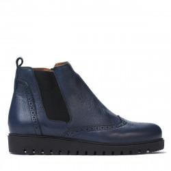Women boots 3327 indigo